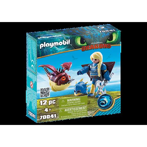70041 PLAYMOBIL ASTRINT DRAGONS
