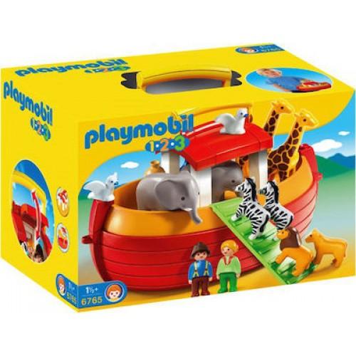 6765 playmobil-123 kivotos tou noe
