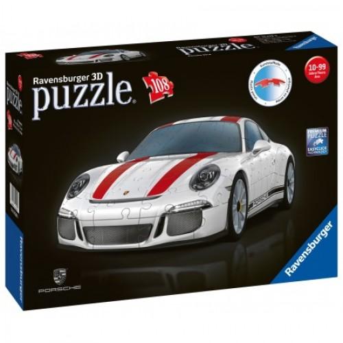 3D Puzzle Porsche 911R - RAVENSBURGER