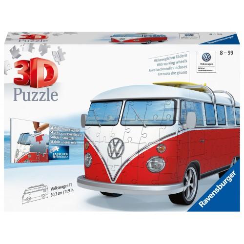 3D Puzzle VW Bus T1 - RAVENSBURGER