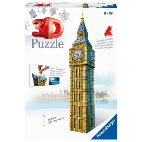 3D Puzzle Midi Big Ben - RAVENSBURGER