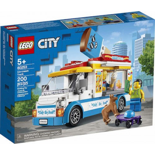 Ice Cream Truck - Lego City