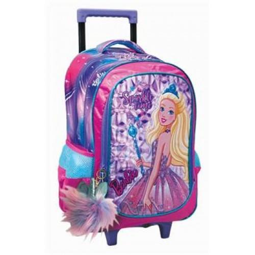 SAKIDIO TROLLEY Barbie Sparkle Time - GIM