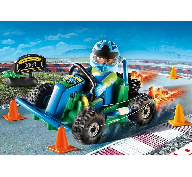 70292 Playmobil Gift Set Go-Kart