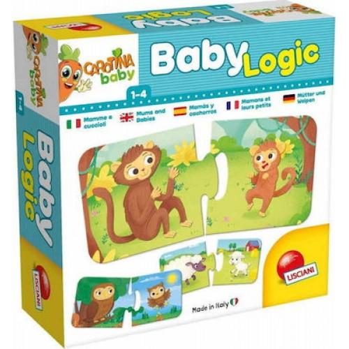 Carotina Baby Logic Mum Puppy 24pcs - LISCIANI