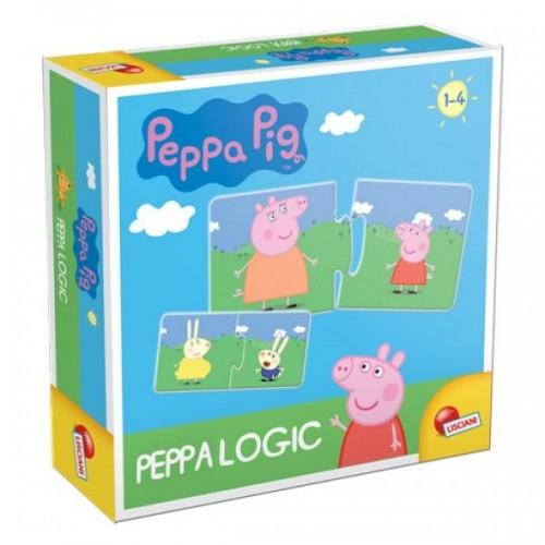 PEPPA PIG BABY LOGIC - LISCIANI