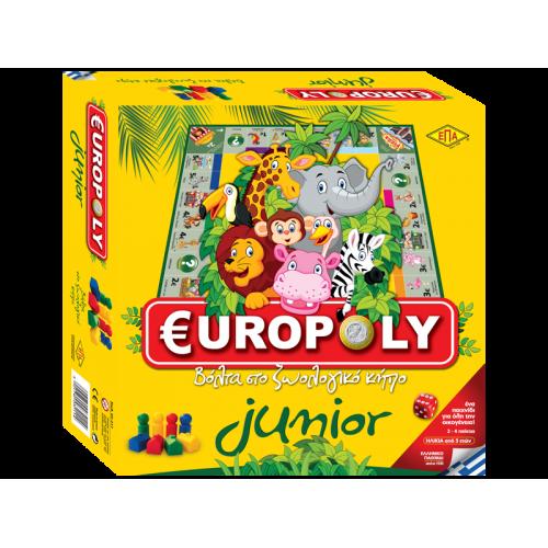 EPA EPITRAPEZIO PAIXNIDI EUROPOLI JUNIOR