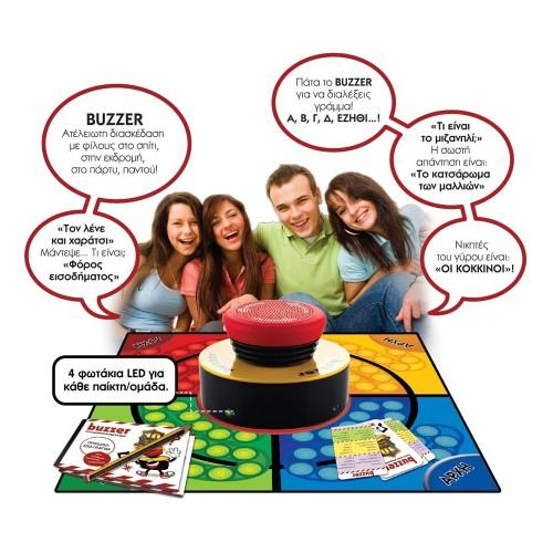 BUZZER HLEKTRONIKO - IDEA GAMES