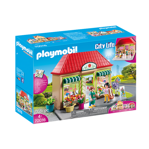 70016 PLAYMOBIL My pretty Play-Flowershop