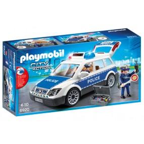 6920 PLAYMOBIL POLICE CAR