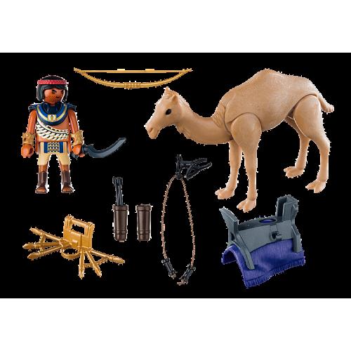 53809 PLAYMOBIL AIGYPTIOS POLEMISTHS HISTRORY