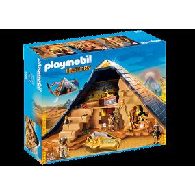5386 PLAYMOBIL ROMAIOI AIGYPTIOI HISTORY